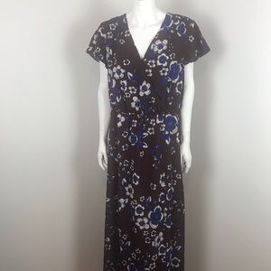 Banana Republic flower dress NWT